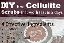 Exfoliante para la celulitis