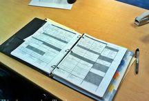 Teachers' planner