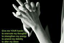 YOU are my power my DEAR...