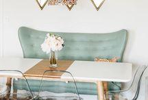 30 Gorgeous Feminine Esszimmer Möbel Ideen