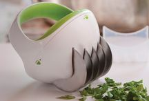 Kitchen gadgets!! / by Rheanna Wallace