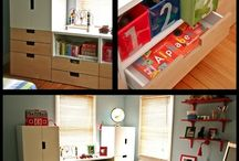Big K's Big Girl Room / Transitioning out of the nursery and into her big girl room! / by Serenade
