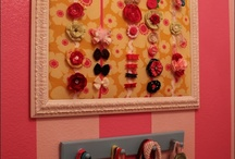 Crafts - Bows, Flowers / by Amy Turk-Ford