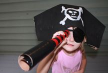 Sailing the Seven Seas / Fancy dress, craft, recipes, clothes and toys with a nautical theme.