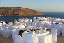 Wedding venues in Greece