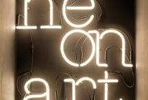 Neon/Lights / by criscrascrus ▲