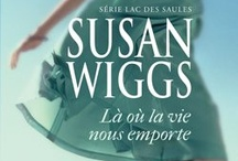 Foreign Affairs: My books in translation. / by Susan Wiggs
