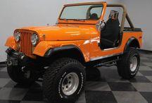 Jeep / Jeep classic car