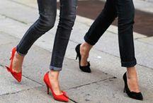 Modèle de chaussures