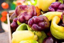 Farmer's Markets and Fresh Produce