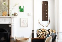 Making a beautiful home / Home decor