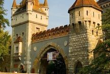 Castillos de Budapest