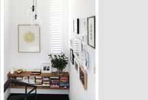 Nooks and Shelving