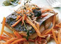 Spanish Mackerel + Bluefish Recipes