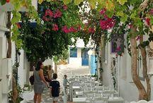 Greece / by A Distinctive Style Magazine