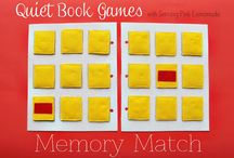 Kids: Quiet Book / by Casey Gilbey