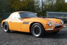 TVR Vixen / The TVR Vixen is a hand-built sports car which was designed and built by TVR in Blackpool, England from 1967 until 1973. Ford-engined, it succeeded the MGB-engined TVR Grantura 1800S.