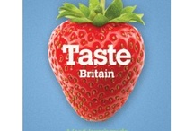 Books about Food / Some of my favourite cookery books and guides