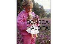 BONECA MALDITA - Meu livro na Amazon