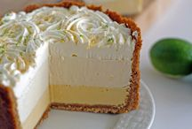 Key Lime Pie (triple layer)