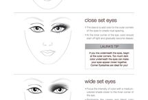 Eye makeup techniques