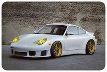 Frisco Porsche Outlaw