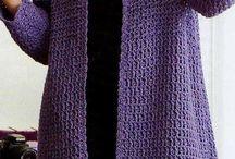 hačkované svetre