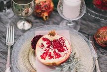 Favourites Series: Pomegranates