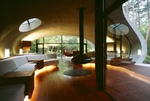 Interior Design  / Loving anything made from WOOD