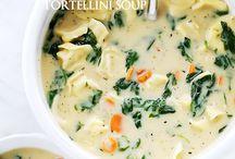 Ladle ladle ladle / Soups