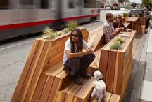 CITY: Urban Seating.