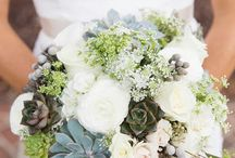 CiAnna + Ian / Succulents abound / by Embellishmint Floral + Event Design Studio