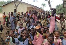 Des visages en Guinée