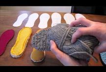 making soles for shoes