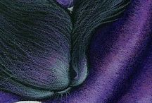 Purple Reign - Purple Reigns / Purple is the color that symbolizes Hope... Faith. .. Love. .. and Trust.  The world needs Hope.  Go Purple...