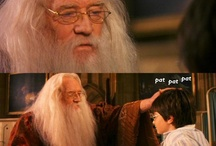 """Harry Potter. / """"Harry, your a wizard!""""~ Hagrid. / by Anonymous Taco"""