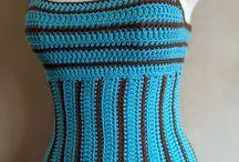 Crochet: Tops
