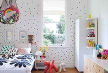 Kids rooms / Kids room decorating ideas