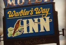 Vintage Michigan Signage / Interesting signs found on our travels around our great state.
