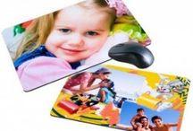 mouse pad personalizzati con foto / tappetini mouse da personalizzare con fotografie, nomi , frasi ecc...