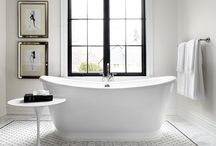 B A T H R O O M S / Bathroom's we love and want to share with you.