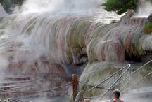 Spas & Hot Springs / beautiful places that refresh body, mind, heart & soul