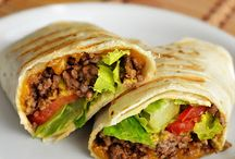 Lunch-wraps/sandwiches