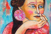 Dana Primrose Bloede Artwork! / My artwork!