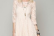 Girlie Clothing (Free People)