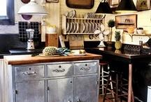 Kitchen / by Bria Lena