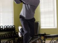 "Golf Fitness / Who ever said golfers ""aren't athletes"" clearly didn't know what they were talking about!"