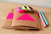 Stationery & Paper Craft / beautiful office stationery and supplies. paper craft. scrapbooking. paper decorations