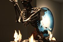 Marc Quinn Heykel Sergisi (Arter Gallery,2014) / #marcquinn #arter #sculpture #heykel #sergi #exhibition #art #sanat  #sanatgalerisi  #istanbul