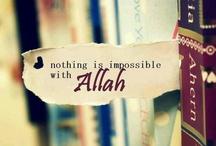♥ Allah ♥ Islam ♥